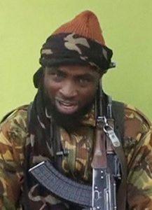Boko Harams leder Abubaker Shekau