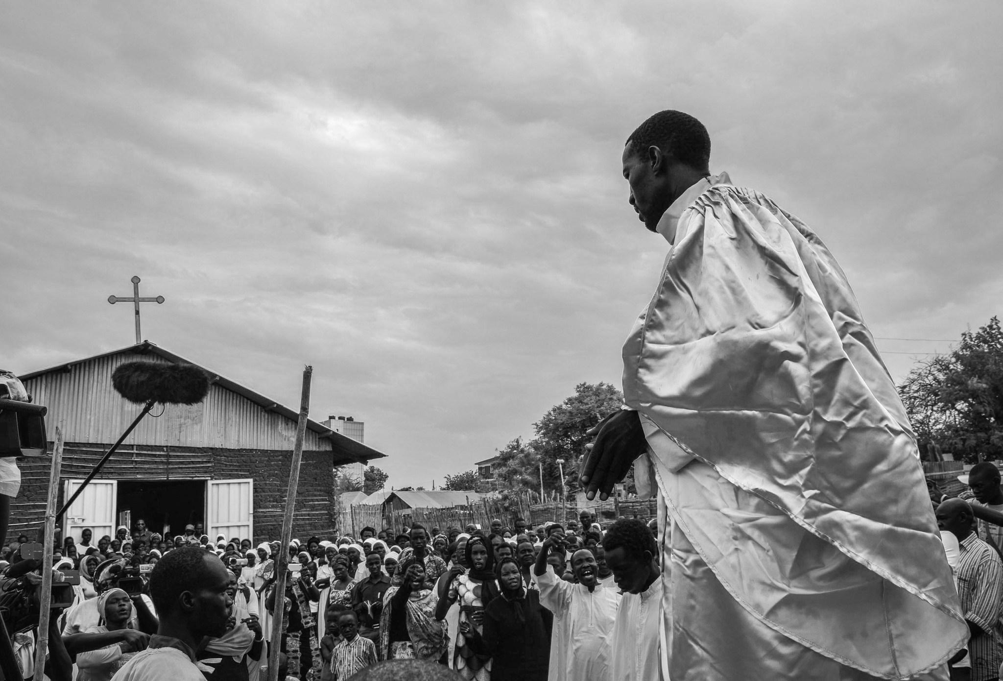Langfredag i Sør-Sudan