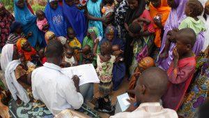 Vaksinering i Kano